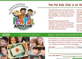 penpalkidsclub.com