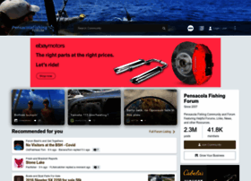 pensacolafishingforum.com
