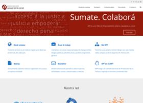 pensamientopenal.org.ar