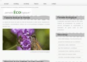 pensee-ecologique.net