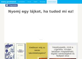 pensieridoro.com
