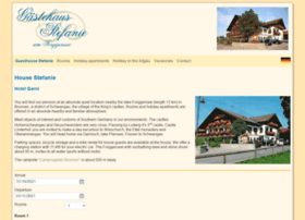 pension-stefanie.com