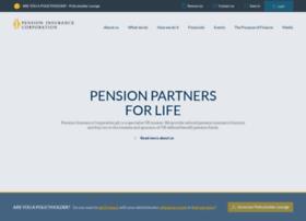 pensioncorporation.com