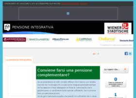 pensioneintegrativa.eu