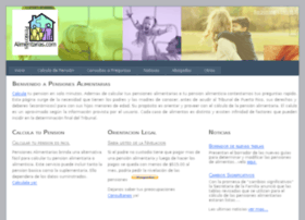 pensionesalimentarias.com