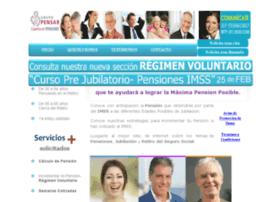 pensionesimss.com.mx