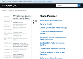 pensions-service.direct.gov.uk