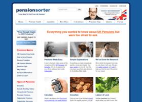 pensionsorter.co.uk