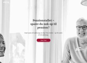 pensionstallet.dk