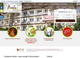 pensjonatamelia.pl