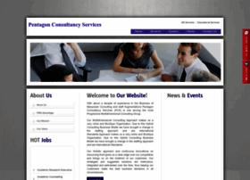 pentagon-services.com