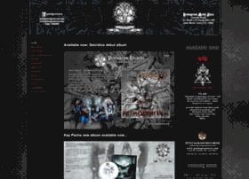 pentagramrecs.com