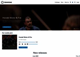 pentatonemusic.com