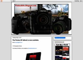 pentaxdslrs.blogspot.com