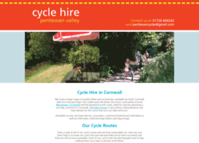pentewanvalleycyclehire.co.uk