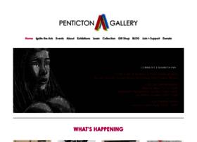 pentictonartgallery.com