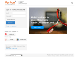 penton.echosign.com