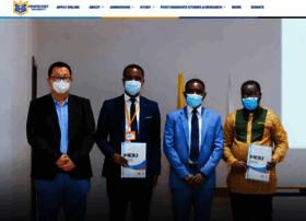 pentvars.edu.gh