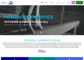 penzancegymclub.co.uk
