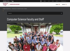 people.cs.vt.edu