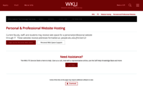 people.wku.edu