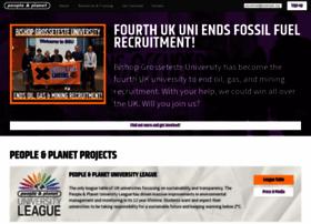 peopleandplanet.org