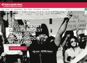 peoplebeforeprofit.ie