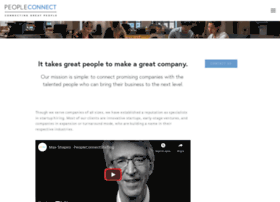 peopleconnectstaffing.com