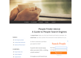 peoplefinderadvice.com