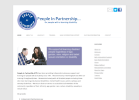 peopleinpartnership.org.uk