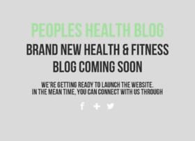 peopleshealthblog.com