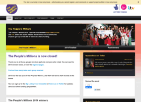 peoplesmillions.org.uk