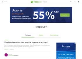 peoplesoft.ittoolbox.com