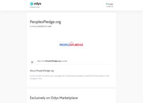 peoplespledge.org
