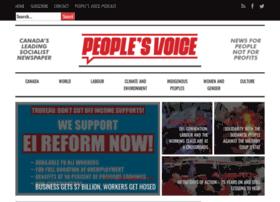 peoplesvoice.ca