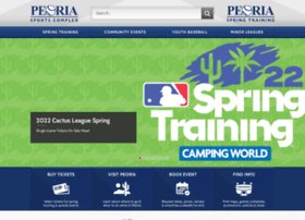 peoriasportscomplex.com