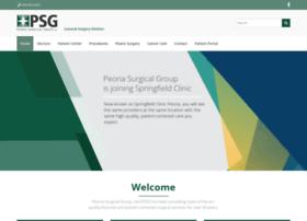 peoriasurgical.com