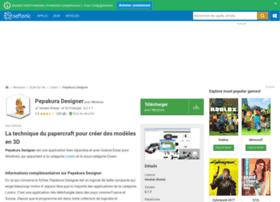 pepakura-designer.softonic.fr