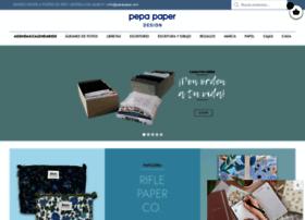 pepapaper.com