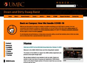 pepband.umbc.edu