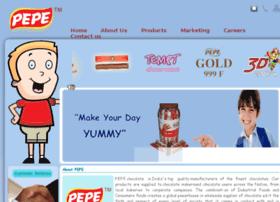 pepeproducts.com