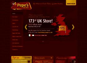 pepes.co.uk