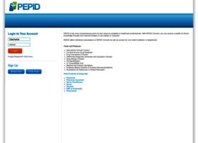 pepidconnect.com