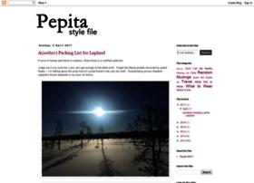 pepitastylefile.com