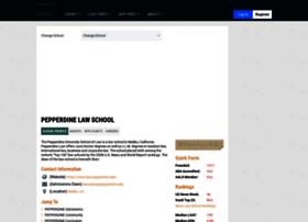 pepperdine.lawschoolnumbers.com