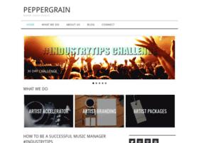 peppergrain.com