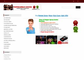 pepperspraycenter.com