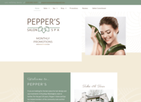 pepperssalon.com