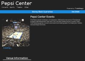 pepsi.center-boxoffice.com