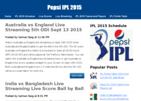 pepsiipl2014.co.in